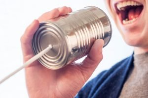 A man speaking in a can - talking helps when you are trying to prepare your children for the long move.