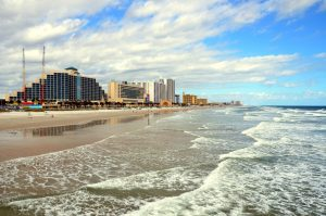 Daytona Beach - one of the best places to visit in Florida.