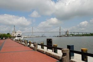 Riverside in Savannah