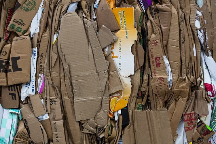 Recycling of the leftover boxes will save environment