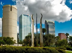 Tampa is one of the cities for job seekers in Florida