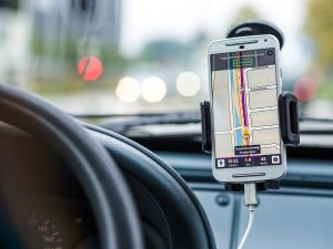 Plan your route carefully on your GPS