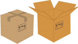 You are going to need moving boxes to move small loads across the country
