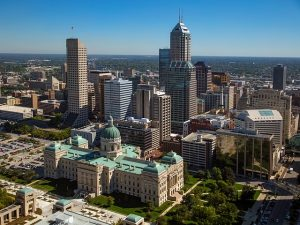 Interstate movers Indiana are taking you to City of Indianapolis.