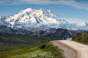 Interstate movers Alaska are taking you to mountains and roads.