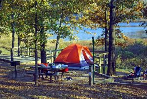 Enjoy the nature and tent with help of interstate movers Arkansas.