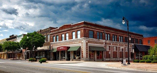A Gadsden, Alabama building.