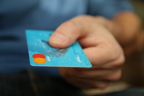 Check what your payment options are