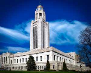 An important landmark in Nebraska.