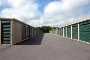 Storage units of interstate movers Texas.