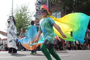 Parade in Seattle