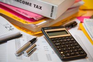 income tax and calculator