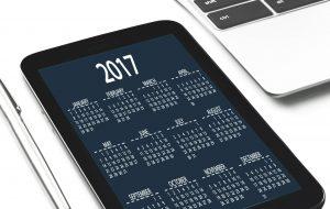 a company HQ relocation calendar