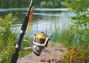 pack & move fishing equipment