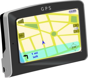 An image of GPS