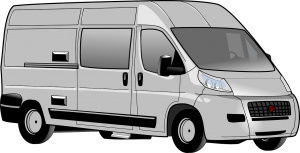 An image of a van