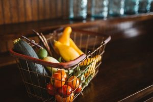 Groceries, do not buy too many groceries right before packing your pantry