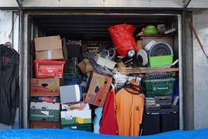 Loaded storage unit