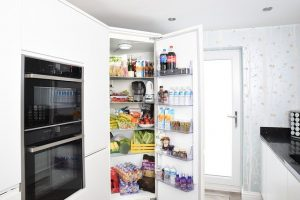 Cleaning your fridge is one of the best Move-in cleaning tips