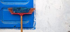 image of a broom