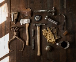different tools should be categorized before packing and storing tools
