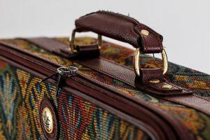 a travel bag