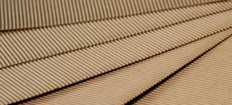 Corrugated carton sheets