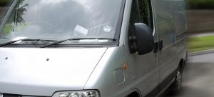 image of a van