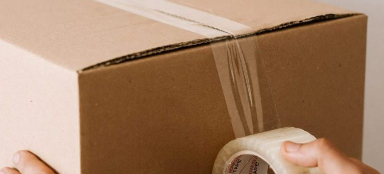 interstate movers Chicago packing