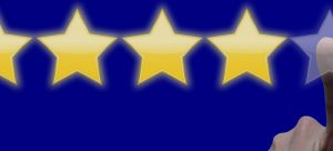image of 5 star review
