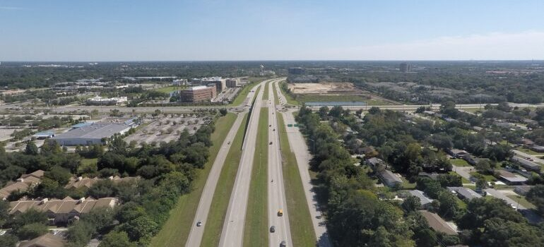 a highway in state of Florida