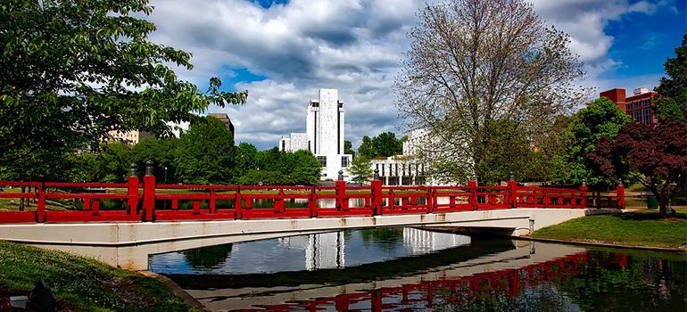 Huntsville panorama