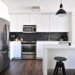 Move Kitchen Appliances Cross Country in your white kitchen