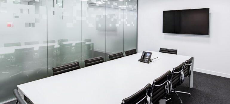 office, room for meetings