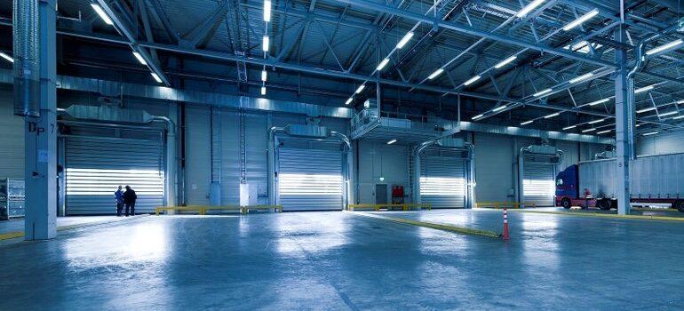 storage facility, warehouse
