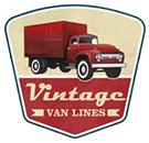 Vintage Van Lines Logo