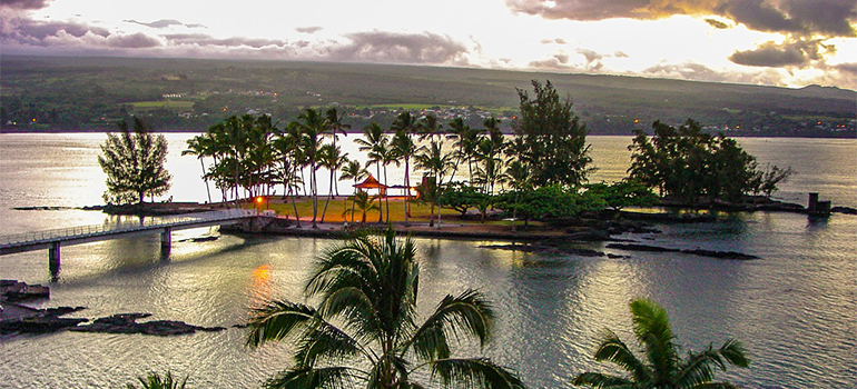 Coconut Island Hawaii