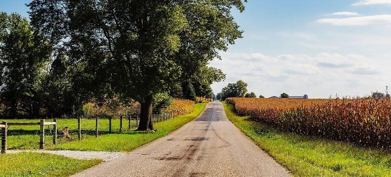 Indiana, landscape