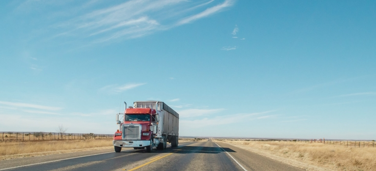 best cross country movers Springdale on the road