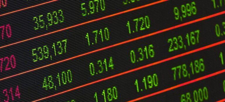 interstate movers arizona - stock exchange board