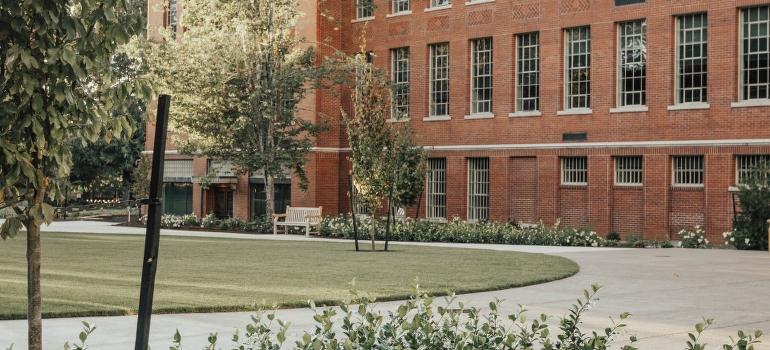 a school in eugene