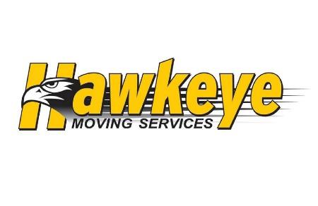 Hawkeye Moving Services company logo