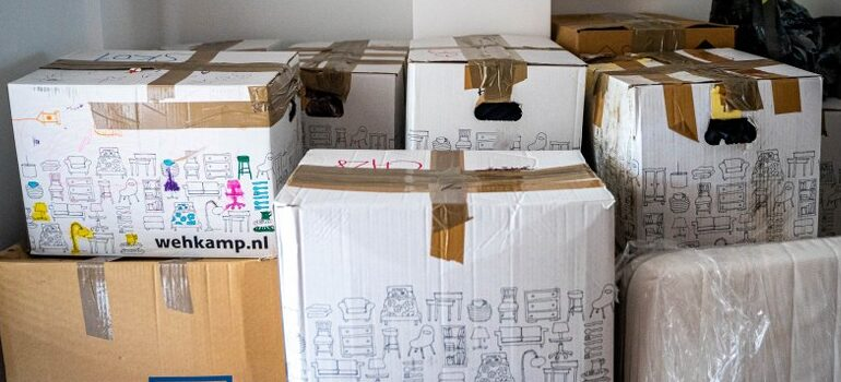 best cross country movers Santa Fe create perfectly-packed boxes