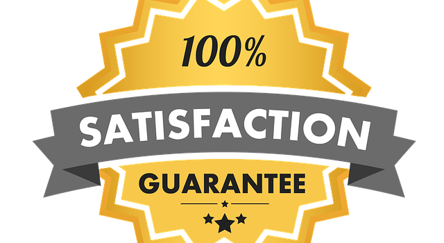 satisfaction guarantee badge with best cross country movers Georgia